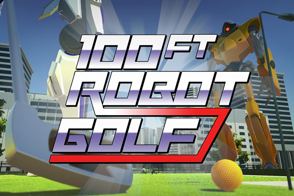 100 Foot Robot Golf