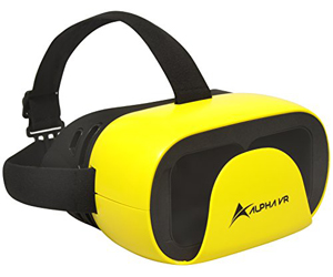 Alpha VR Virtual Reality Headset