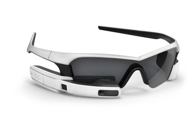 DigiOptix Smart AR Glasses