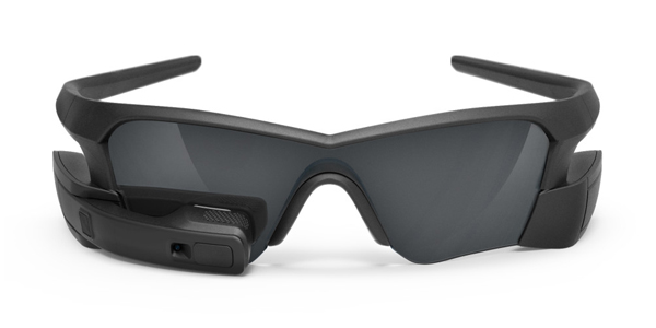 Garmin Varia Vision Display AR Glasses