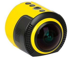 JoyPlus 360 Degree Spherical Panorama VR Camera