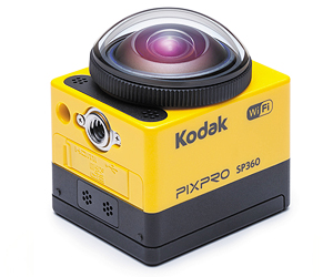 Kodak Virtual Reality Cameras