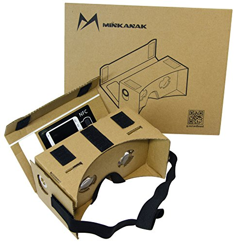 Minkanak DIY Virtual Reality Viewer