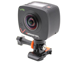Monster Vision Virtual Reality Camera