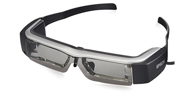 Moverio BT100 AR Glasses
