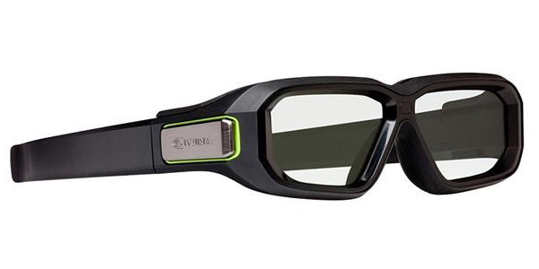Nvidia Wireless Glasses Kit